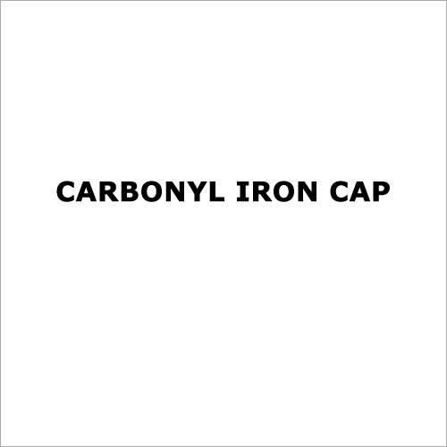 Carbonyl Iron cap