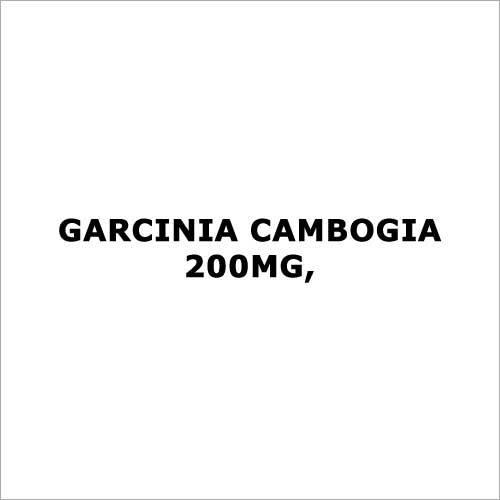 Garcinia Cambogia -200mg