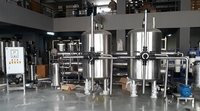 INDUSTRIAL RO SYSTEM 10,000 lph