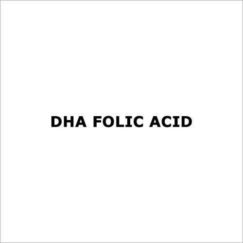 DHA folic acid