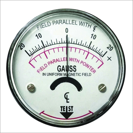 Gauss Meter - Residual Field Indicator
