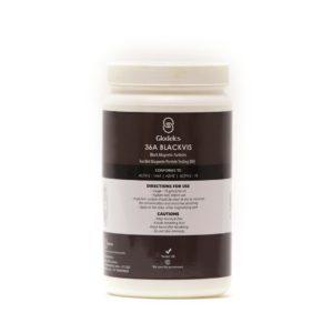 Oil Base Black MPI Powder