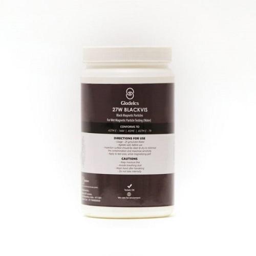 Water Base Black MPI Powder