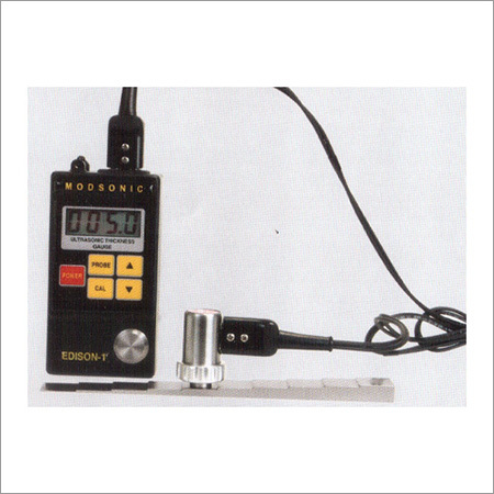 Ultrasonic Thickness Gauges - Edison - IM