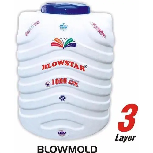 Blow Mould Water Tanks