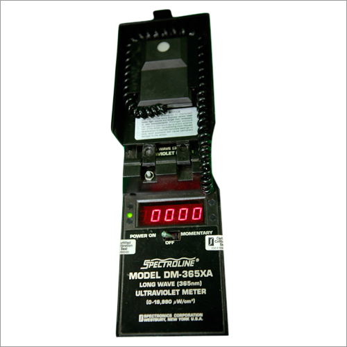 UV Intensity Meter