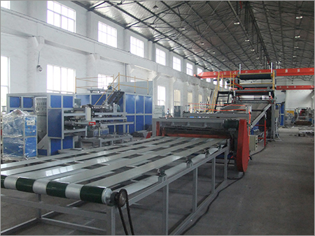 PE Board Production Machine