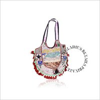 Embroidery Bags Handmade for Girls
