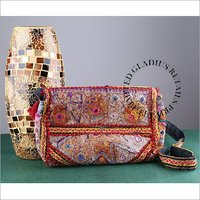 Embroidery Bags India Made