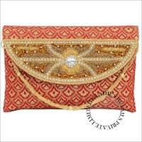 Girls Handmade Embroidery Bags