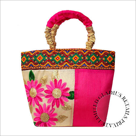 Handmade Embroidery Bags