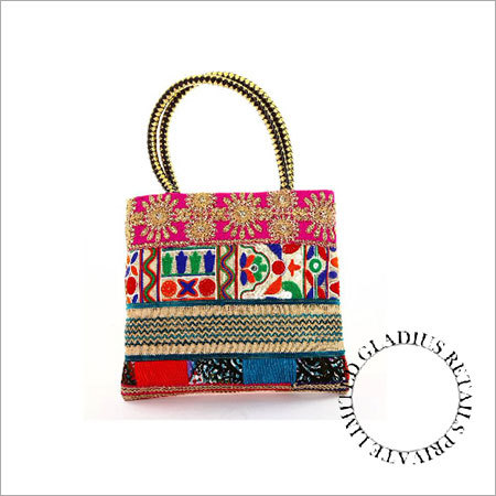Printed and Embroidery Bags