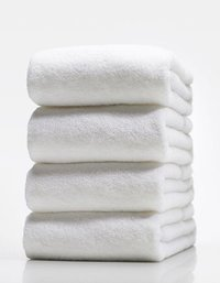White Terry Towel