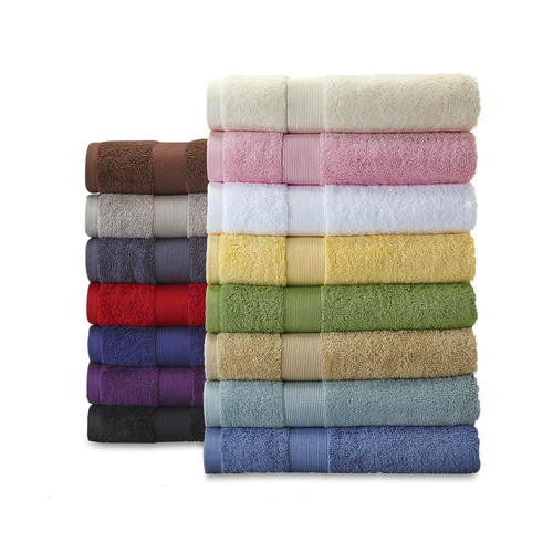 Bath Towel Colours