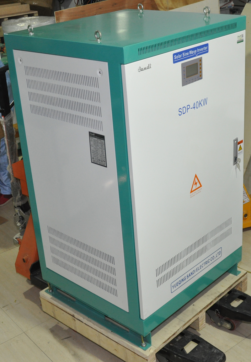 Sine Wave Inverter With Isolation Transformer