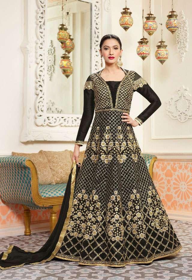 Buy arihant catalog sashi vol 16 anarkali heavy suits 12037-12044