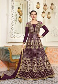 Buy arihant catalog sashi vol 16 anarkali heavy suits 12037-12044
