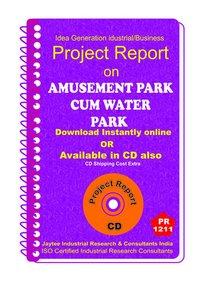 Amusement Park cum Water Park establishment Project Report ebook