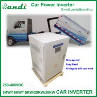 Vehicle Power Inverter