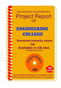 Engineering College establishment Project Report ebook