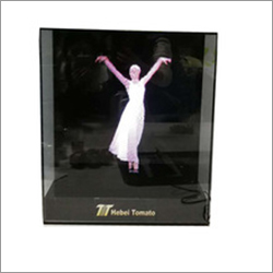 Advertising LED Fan Hologram 3D Holographic Display