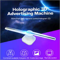 Hologram Projector Advertising Machine LED 3D Holographic Display