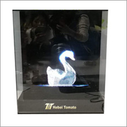 Spinning LED Fan Hologram Advertising Display LED Advertising Display