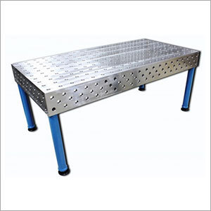 3d Welding Table With Jigs Fixture