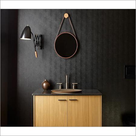 Wooden Wash Basin With Pedestal