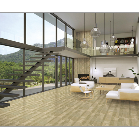 Platinum Brown Ceramic Floor Tiles