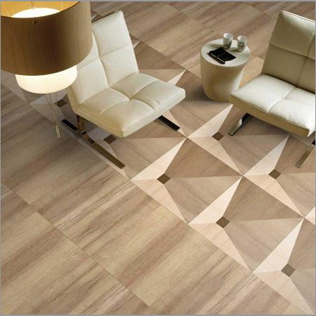 Satin Matte Finish Ceramic Floor Tiles