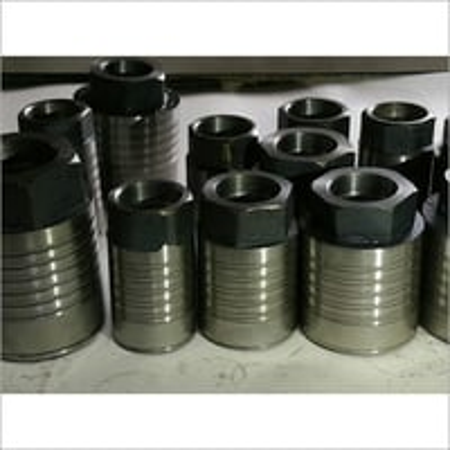 Ceramic Alloying Plunger Tip
