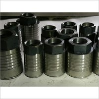 Ceramic Alloying Plunger Tip
