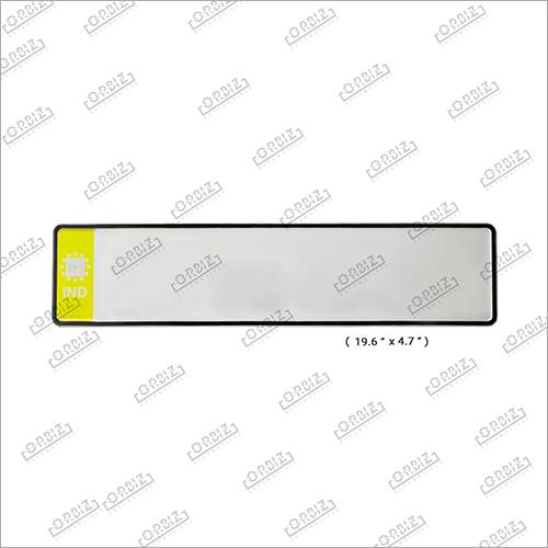 Yellow Car Long