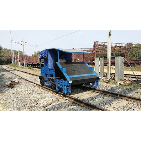 Railway Track Clip Applicator Unit