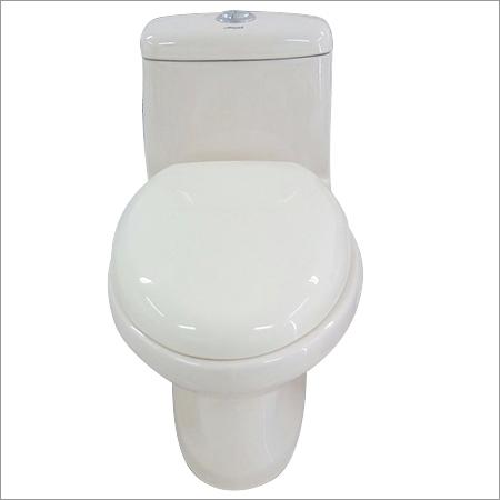 One Piece Round Toilet