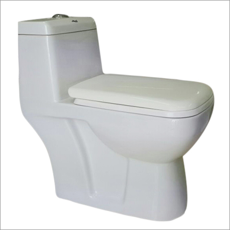 One Piece Square Toilet