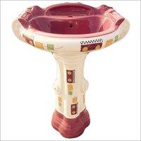 Vitrosa Set Wash Basin