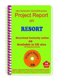Resort establishment Project Report ebook