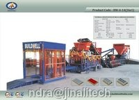 BW-4-14 (3in 1) Fully Automatic plant