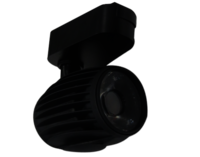 Track Light 30w Black