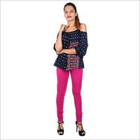 Cotton Churidar Legging