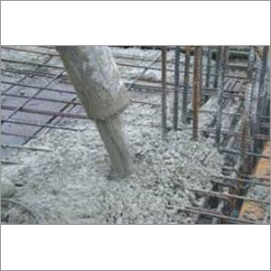 Cement Concrete Mixture