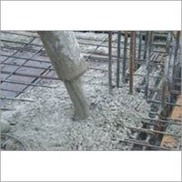 Cement Concrete Mixture