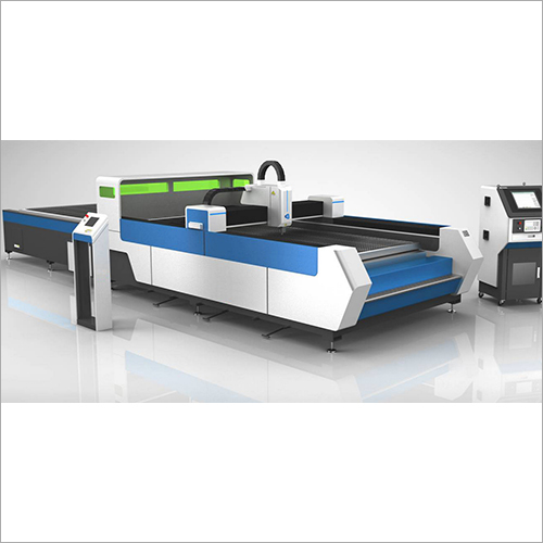 JLM Fiber Laser Cutting Machine