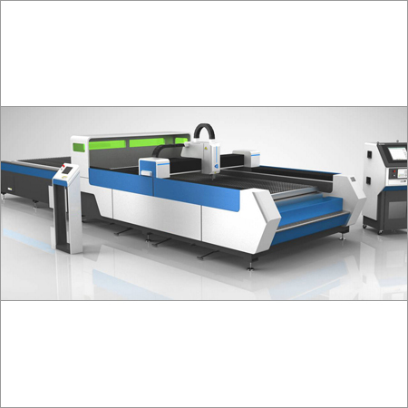 JLMJ Fiber Laser Cutting Machine