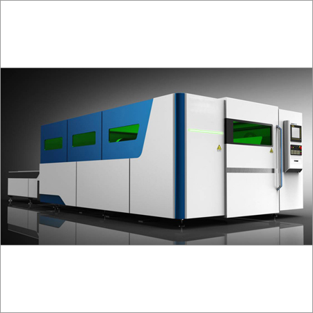 JLMA Fiber Laser Cutting Machine