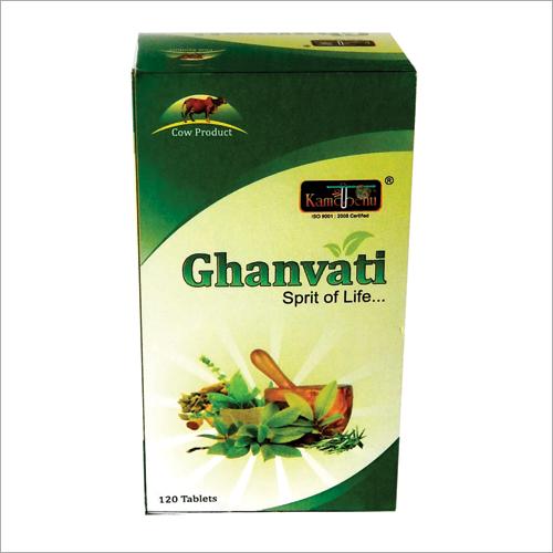 Ghanvati Tablets