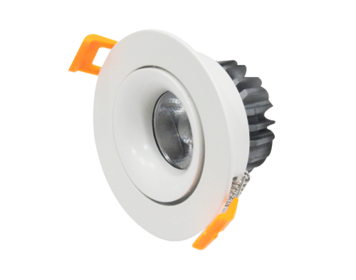 LED Downlights Enclosures
