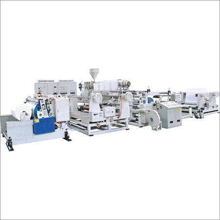 Extrusion Lamination Machine